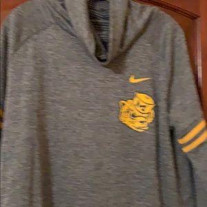 Nike Tops - Michigan long sleeve tunic